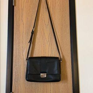 Kate Spade Black 3 pocket purse